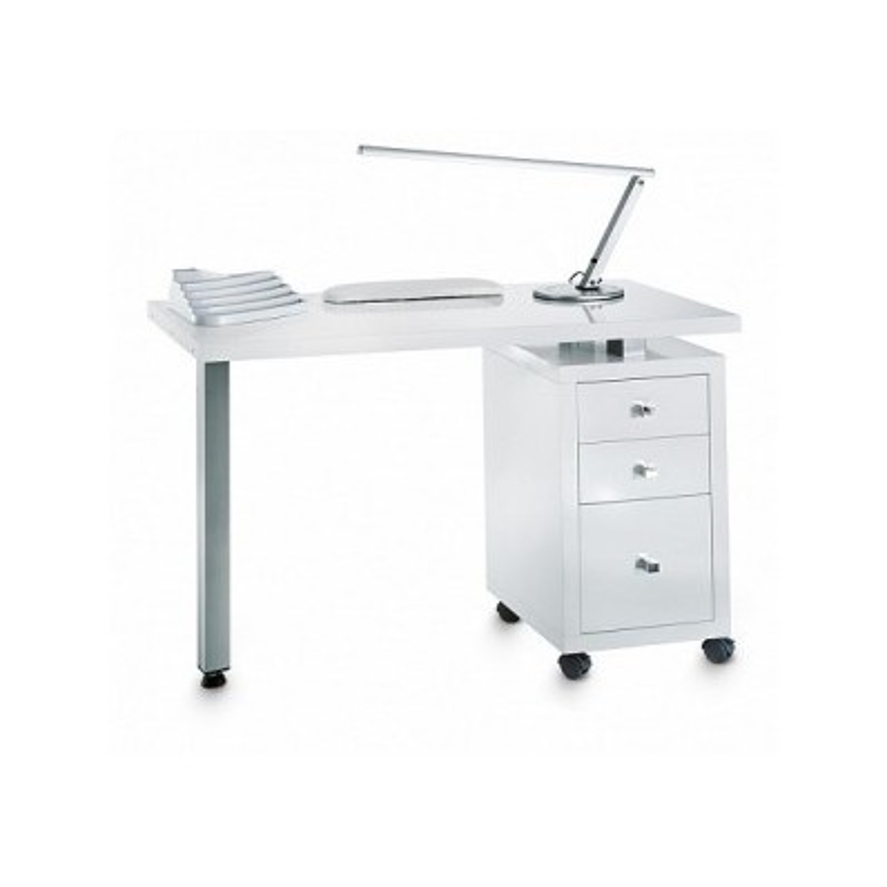 Table Manucure Square Laquée Aspi 305LX
