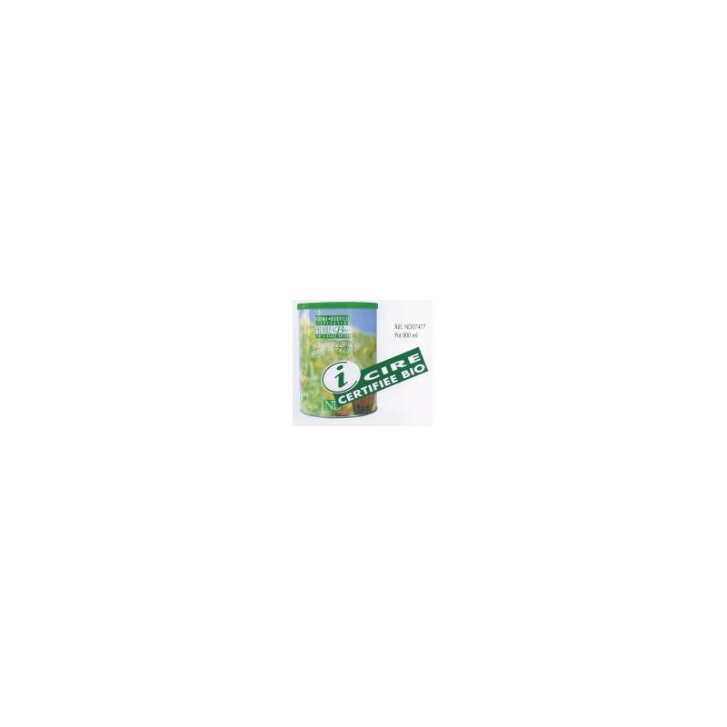 Cire pelable aux agrumes pot 800g