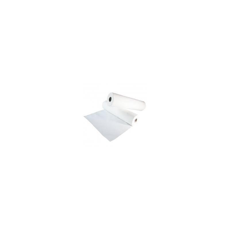 Drap d'examen Ouate blanche largeur 0.50cm