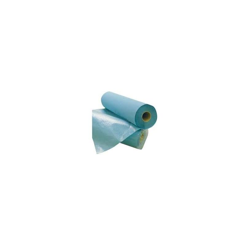 Drap d'examen plastifié largeur 0.50cm