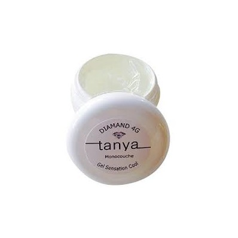 Gel Mono Diamand 4G Clear 50g Tanya
