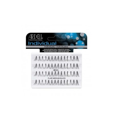 Faux cils Medium boites de 56 mini-touffe
