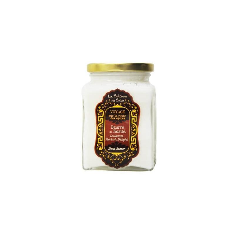 Beurre de Karité loukoum 300gr