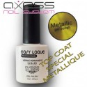 Top Coat Metalique Easy Laque 10ml